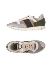 Soya Fish Brown Low-tops & Sneakers