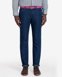 Ted Baker | Blue Slim Fit Jean for Men | Lyst