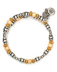 ALEX AND ANI | Natural Vintage 66 Dune Wrap Bracelet | Lyst