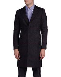 Dolce & Gabbana Gray Coat for men