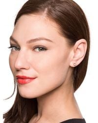 BaubleBar - Metallic Mini Geo Stud Set - Lyst