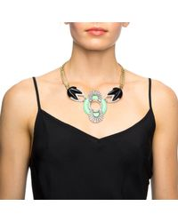 Lulu Frost - Green New Moderne Necklace - Lyst