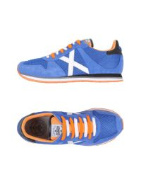 Munich | Blue Low-tops & Trainers for Men | Lyst