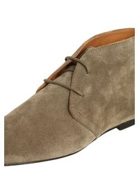 Isabel Marant - Brown Etoile 10mm Ginger Suede Boots - Lyst