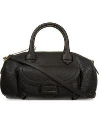 Marc By Marc Jacobs Black Half Pipe Duffel Bag for men