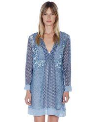 Joie Blue Demko Dress