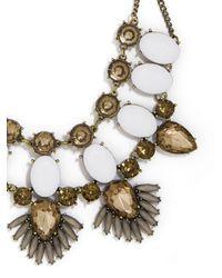 BaubleBar - Metallic Phoenix Necklace - Lyst
