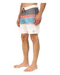 Billabong - Multicolor Spinner Lo Tides Boardshorts for Men - Lyst