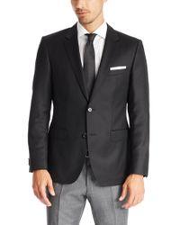 BOSS - Black 'the James' | Regular Fit, Virgin Wool Sport Coat for Men - Lyst