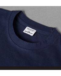 Sunspel Blue The Gentlewoman & Cotton T-shirt