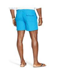 Polo Ralph Lauren | Blue Big And Tall Nylon Hawaiian Swim Shorts for Men | Lyst