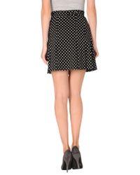 Prada Black Mini Skirt