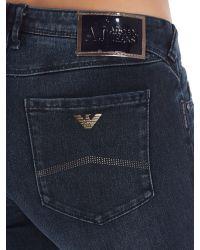 Armani Jeans Blue Giorgio Armani Women's Jeans