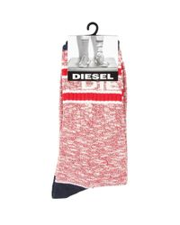 DIESEL | Red Skm-ray for Men | Lyst