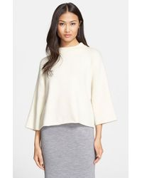 Tibi | Natural 'kasa' Pullover | Lyst