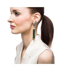 Lulu Frost - Green Swift Nomadic Earring - Lyst