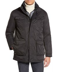 Tumi | Black 3-in-1 Down Jacket for Men | Lyst