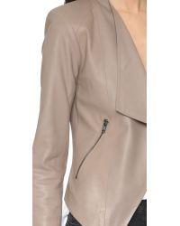 BB Dakota - Gray Siena Jacket - Lyst