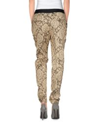 By Malene Birger - Natural Casual Trouser - Lyst