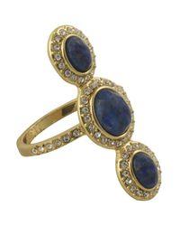 Karen Kane | Blue Aurora Cocktail Ring | Lyst