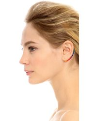 Gemma Redux - Multicolor Splatter Earring Set - Splatter/Rainbow - Lyst