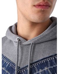 DIESEL - Gray S-indivy for Men - Lyst