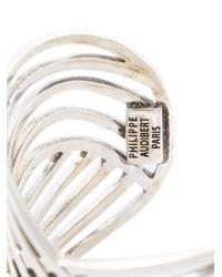 Philippe Audibert | Metallic 'dorene' Cuff | Lyst