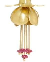 Annette Ferdinandsen - Metallic Fuschia Earrings - Lyst