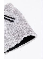 Urban Outfitters - Gray Fuzzy Snood Scarf for Men - Lyst