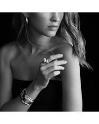 David Yurman | Blue Waverly Ring with Lapis Lazuli and Gold | Lyst