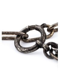 Lanvin Metallic Star Pendant Necklace