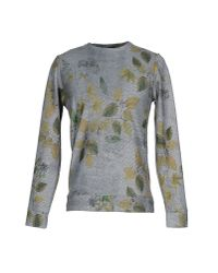 Antony Morato - Gray Sweatshirt for Men - Lyst