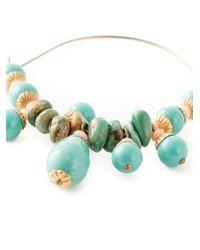 Étoile Isabel Marant Blue 'Valentina' Earrings