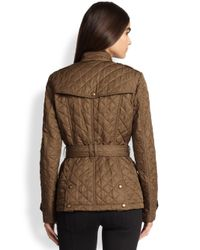 Burberry Brit - Natural Hawkesdale Jacket - Lyst