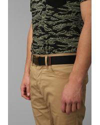 Obey - Black Trademark Camp Belt for Men - Lyst
