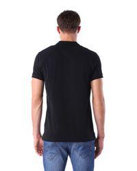 DIESEL | Black T-yoles-patch for Men | Lyst