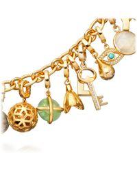 Astley Clarke - Yellow Star Mosaic Bell Charm - Lyst