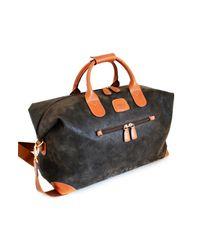 Bric's | Green 'life' Cargo Duffel Bag for Men | Lyst