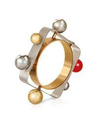 Roger Vivier | Multicolor Tektronic Bracelet | Lyst