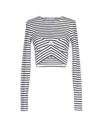 Alice McCALL - White T-shirt - Lyst