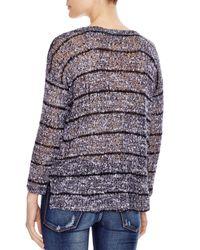 Splendid | Blue Broome Stripe Sweater | Lyst