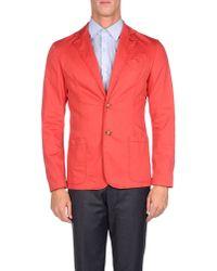 Gianfranco Ferré - Pink Blazer for Men - Lyst