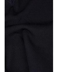 TOPSHOP - Black V-neck Jumper By Boutique - Lyst