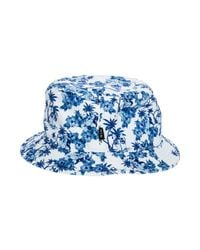 Rook - Blue The Aloha Floral Bucket Hat for Men - Lyst