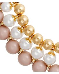H&M Metallic Short Necklace