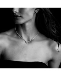 David Yurman - Metallic Color Classics Earrings With 18k Gold - Lyst