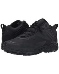 Under Armour | Black Ua Tabor Ridge Low for Men | Lyst