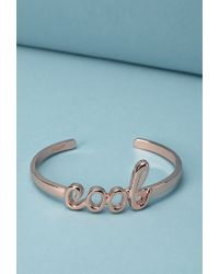 Forever 21 | Pink Ban.do Cool Cuff | Lyst