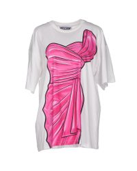 Moschino Couture White T-shirt
