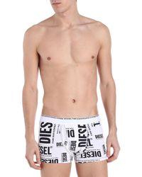DIESEL - White Umbx-semaji for Men - Lyst